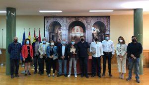 Reconocimiento al personal de Festejos tras 40 años trabajando en el Ayuntamiento de Cuenca