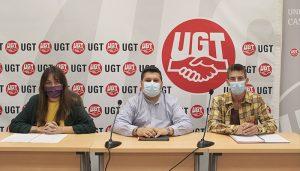RUGE CLM denuncia que el desempleo entre los jóvenes ha crecido un 13,3% en 2021