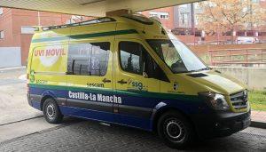 UGT denuncia que la UVI Móvil de Azuqueca de Henares también se ha quedado sin médico