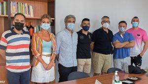 VOX denuncia la precaria situación de la policía local de Cuenca