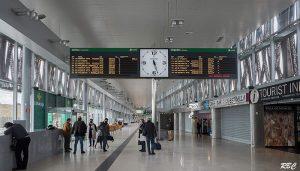 VOX lamenta la falta de respuesta de ADIF sobre las condiciones de la estación del AVE de Cuenca