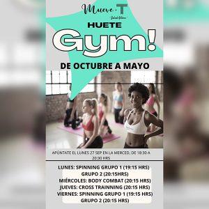 Vuelven las clases de gimnasia al Ayuntamiento de Huete