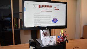 Ayuntamientos y ciudadanos podrán acceder de forma más rápida y sencilla a la información sobre emergencias en la web del 112-Protección Civil