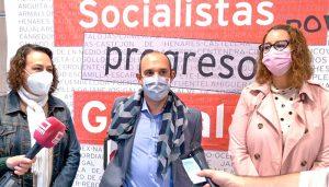 """Bellido """"El PSOE trabaja para defender a Guadalajara mientras que el PP se sirve de Guadalajara para beneficiar a sus intereses de partido en Murcia"""""""