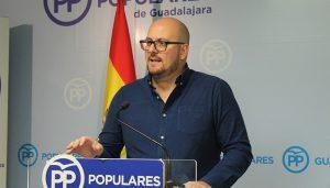 """Castillo asegura que el proyecto ilusionante del Partido Popular """"llegará a Castilla-La Mancha de la mano de Paco Núñez y a España con Casado"""""""