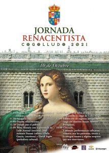 Cogolludo celebrará una Jornada Renacentista el próximo domingo 10 de octubre