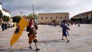 Cogolludo pone en valor sus monumentos e historia en su I Jornada Renacentista