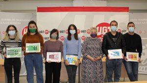 El 63% de las plantillas de residencias de mayores de la región sufre un elevado desgaste físico a causa de la pandemia, según un estudio de UGT CLM