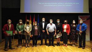"""El acto por el Día de las Personas Mayores en Cuenca pone en valor las """"lecciones de vida"""" de este colectivo"""