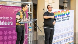 El Ayuntamiento de Guadalajara reafirma su compromiso con los derechos de las personas LGTBI a propuesta del PSOE
