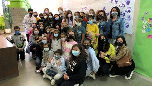 El Día Internacional de la Niña vuelve a dar visibilidad en Cuenca a los derechos de las menores para promover su cumplimiento