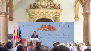 El Gobierno de Castilla-La Mancha sube más de un 6% el presupuesto destinado al fomento de la artesanía