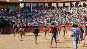 El PP en el Ayuntamiento de Guadalajara tiene ganas de que llegue el miércoles Rojo explicará por qué no se ha celebrado la feria taurina