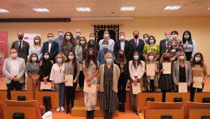 El secretario general de IIPP entrega en Cuenca los diplomas a los participartes del curso de formación del programa EPYCO