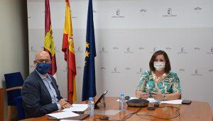 Franco destaca que la adquisición de Adequa por parte de Molecor lleva aparejado el diseño de un plan industrial y de inversión que incluye el centro de Alovera