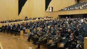 Gómez destaca el esfuerzo de la Guardia Civil para hacer frente a la pandemia de la covid-19