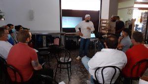 Gran acogida del curso de panadería impartido por Florindo Fierro con la organización de AFEPAN y CEOE-Cepyme Cuenca