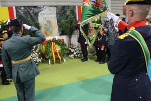La Guardia Civil de Cuenca celebra la festividad del su patrona