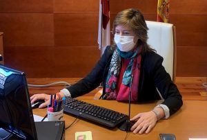 inmaculada tello curso bienestar social   Liberal de Castilla