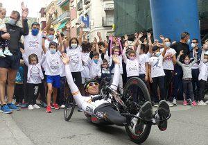La 10ª Carrera Solidaria de Cruz Roja Cuenca supera las expectativas de participación