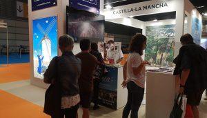 La Agrupación de Hostelería y Turismo de Cuenca promociona a los establecimientos de la provincia en Expovacaciones de Bilbao