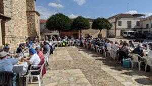 La Asociación Corazones Sanos del Henares disfrutó en Fuentenovilla de una jornada cardiosaludable