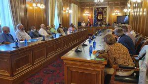 La Diputación de Cuenca constituye el primer Consejo Provincial de Personas Mayores que está compuesto por 27 miembros