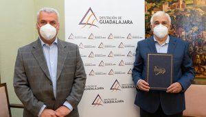 La Diputación de Guadalajara aumenta su compromiso con las EATIMES