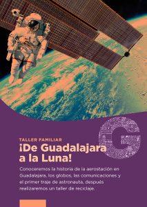 La Oficina de Turismo organiza un taller familiar sobre la importancia de la Aerostación para Guadalajara