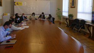 Las administraciones se coordinan para definir medidas que permitan mejorar la movilidad en Cuatro Caminos en Guadalajara