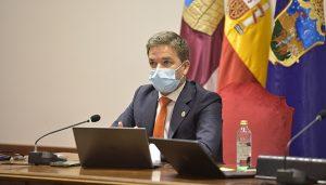 Pérez Borda anuncia una operación asfalto en Guadalajara dotada de 410.000 euros