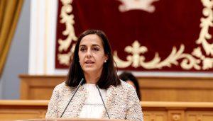 Roldán defiende la elaboración de un nuevo Estatuto de Autonomía adaptado a las necesidades de la región sin aumentar el número de políticos