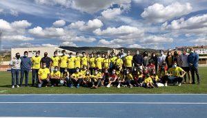 Rotundo éxito del Campeonato de España de Atletismo Sub16 por autonomías