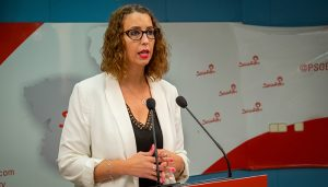 """Sara Simón """"No hay alternativa sólida en Guadalajara al Gobierno de Alberto Rojo"""""""