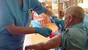 Una Unidad Móvil de Vacunación contra la Covid-19 se instalará este fin de semana en el Centro Comercial Ferial Plaza