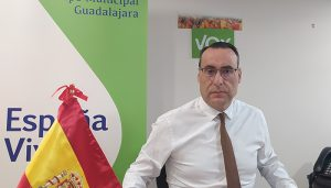 """VOX reprocha """"la cobardía de Rojo, permitida por Ciudadanos, por no dar explicaciones"""" sobre la cancelación de la feria taurina en Guadalajara"""